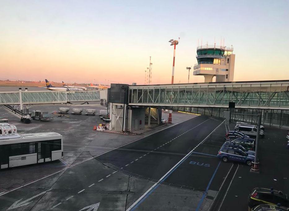Aeroporto Catania primo scalo del sud Italia. Dati 2018 e nuove rotte 2019