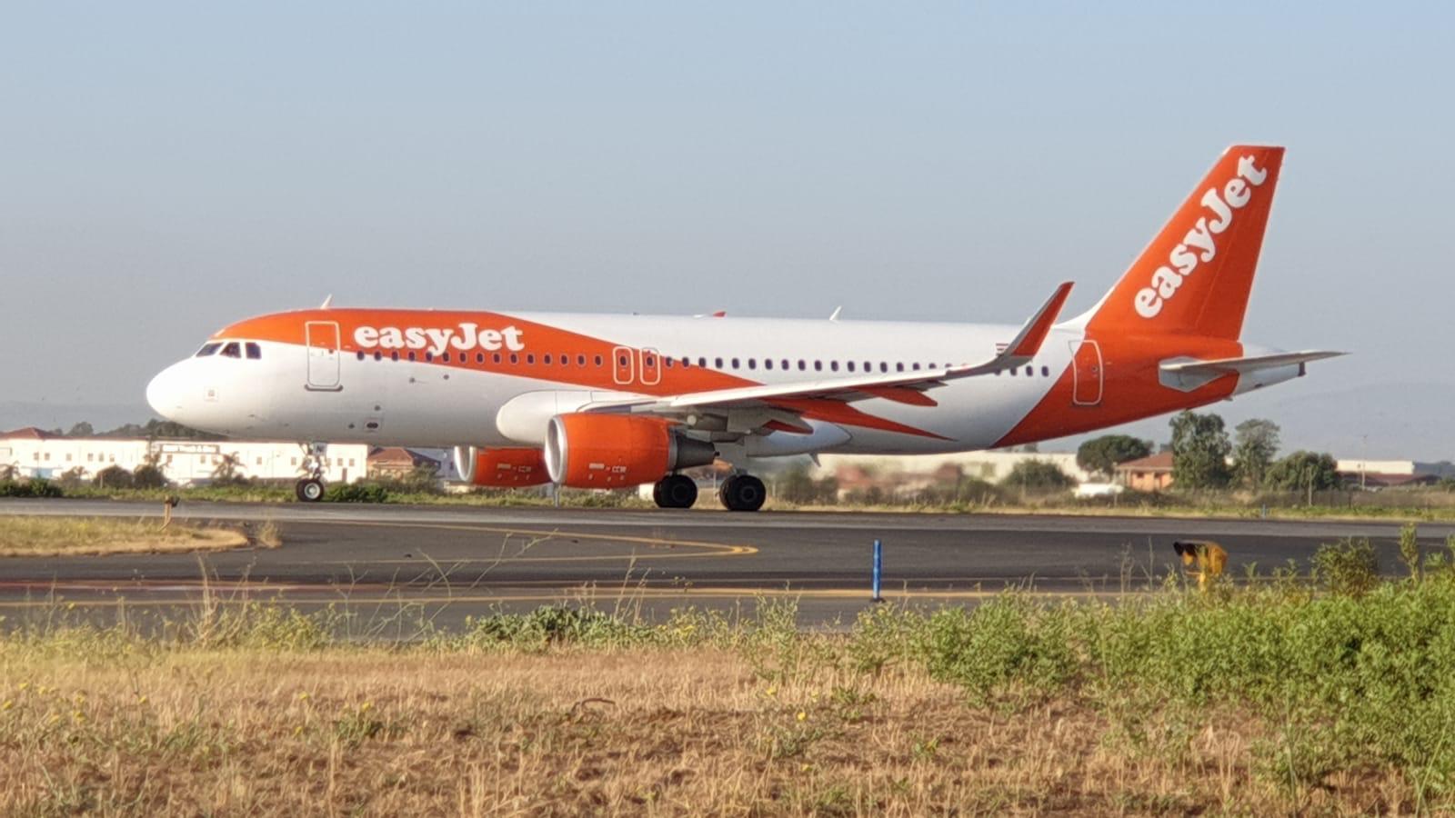 Aeroporto di Catania: easyJet annuncia nuovo collegamento con Milano Linate