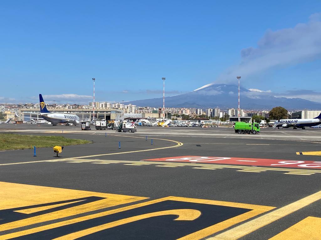 Etna: dalle 13 pista nuovamente agibile