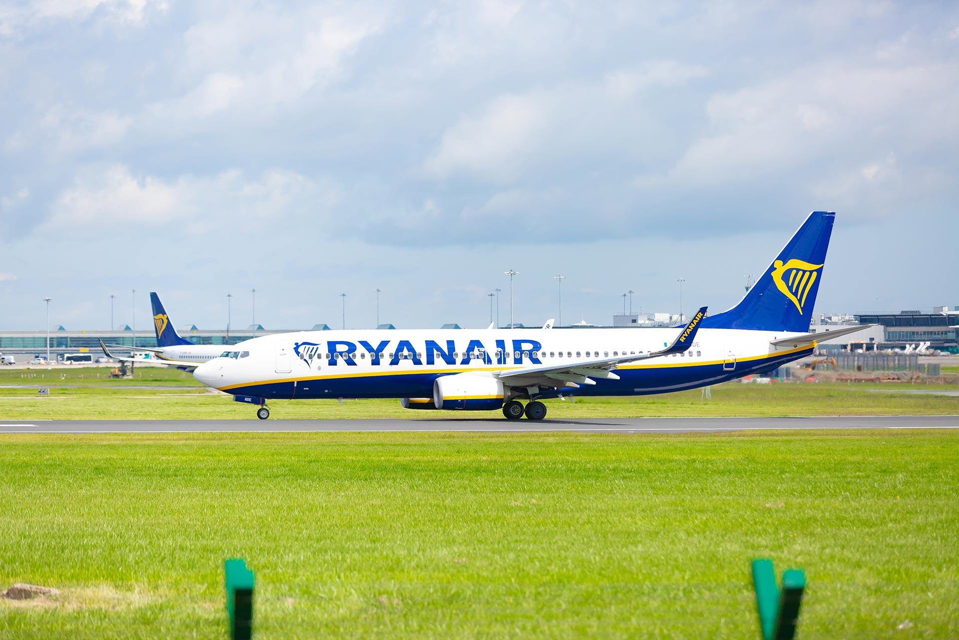 Ryanair riprende i collegamenti da Catania con 25 rotte per l'estate 2020