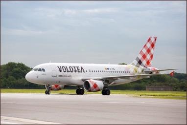 Volotea annuncia la nuova rotta Catania - Milano Linate