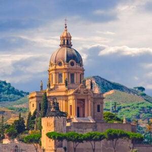 Chiesa del Cristo Re Messina, Sicilia