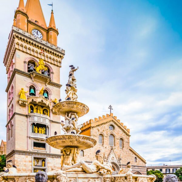 Cattedrale di Messina, Sicilia