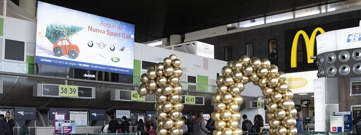 Aeroporto di Catania: 10 milioni di passeggeri