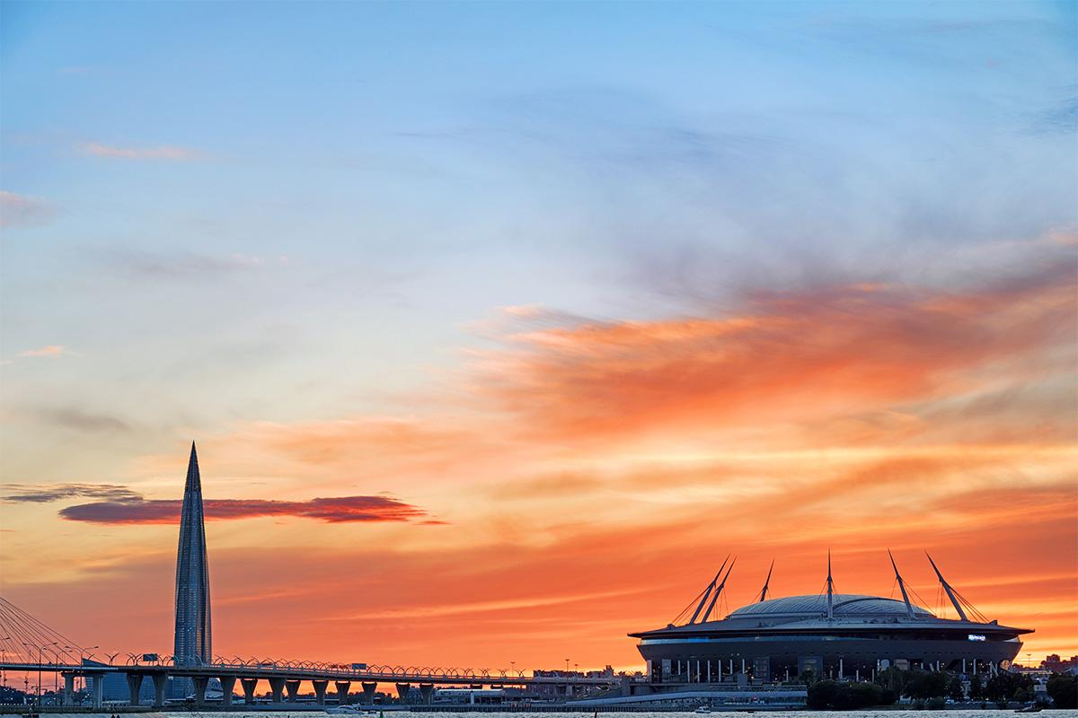 Stadio Krestovsky e