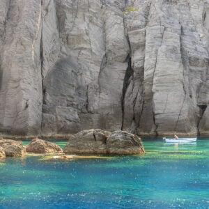 Costa rocciosa di Panarea