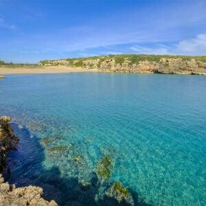 Riserva Naturale di Vendicari, Spiaggia di Calamosche