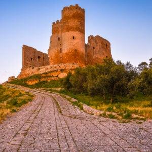 Castello di Mazzarino, Sicilia