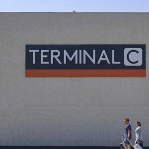 Terminal C, Catania airport