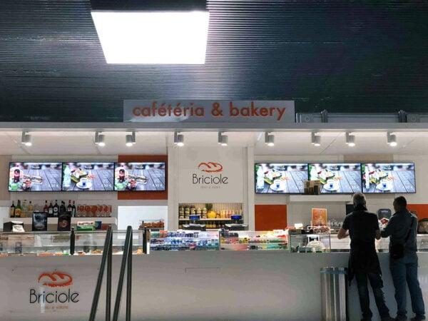 Briciole, food store aeroporto di Catania