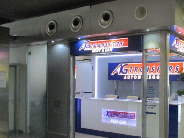 Desk Ag transfers all'aeroporto di Catania