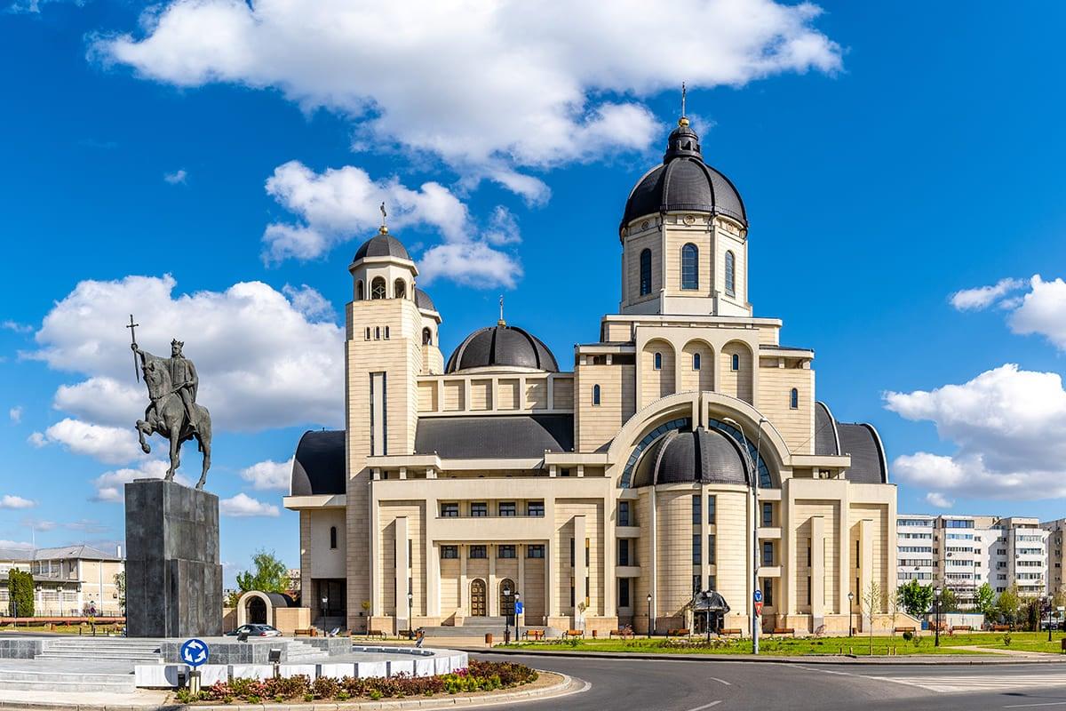 Centro storico di Bacau