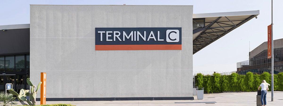 Outside Terminal C